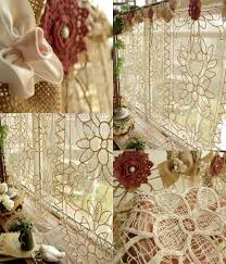Old Fashioned Lace Curtains by Panel Backlight Picture More Detailed Picture About Custom