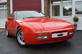 porsche 944 used porsche 944 turbo red 2 5 coupe billingshurst west sussex