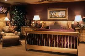 bedroom idea kolonial style betten landschaft - Schlafzimmer Im Kolonialstil