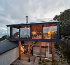 prefab glass house modern home kits affordable manufactured