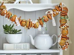 how to make home decor crafts how to make a dried orange christmas garland saga