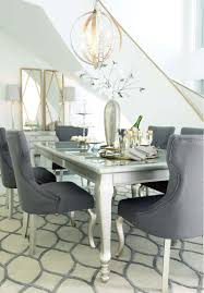 Silver Dining Room Set by D650d1 In By Ashley Furniture In Orange Ca Coralayne Silver