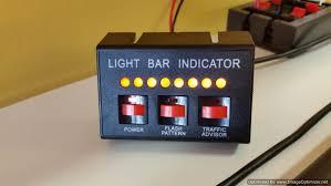 38 sunlight traffic warning light bar led display best seller