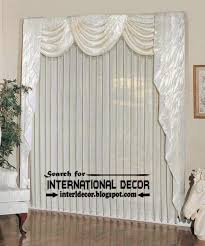 Drapery Valance Luxury Swag Curtains Valance For Bathroom Corner Windows Curtain