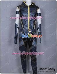 Green Arrow Halloween Costume Smallville Green Arrow Cosplay Black Leather Costume