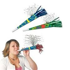 party horns party supplies new year s throw a new year s