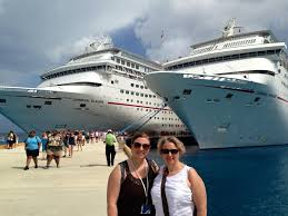 carnival paradise cruise ship sinking footsteps in the dirt review carnival cruise lines carnival