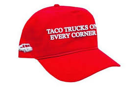 Chicago Flag Hats Grizzlies Poke Trump With U0027taco Trucks On Every Corner U0027 Cap The