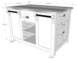 meuble pour ilot central cuisine meuble pour ilot central douane dimension ilot central cuisine