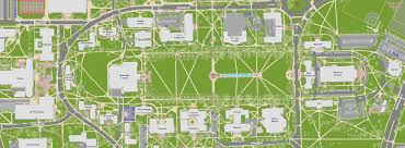 University Of Chicago Map by Umd Web Map