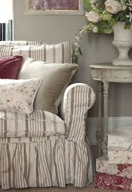 How To Make Sofa Covers At Home Decorating Shabby Chic Slipcovers Drop Cloth Slipcover How To