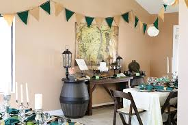 lord of the rings inspired dinner party