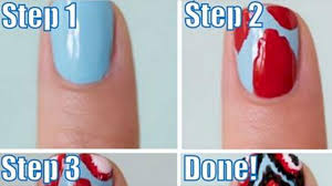 12 nail art designs anyone can do even if you can u0027t draw a