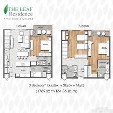 type e 3 bedroom duplex 1769 sq ft 164 36 sq m