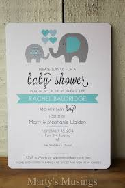 elephant themed baby shower guests babies and