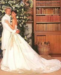 beckham wedding dress beckham s wedding dress cost about 100 000