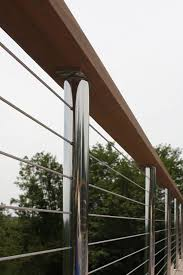 Cable Banister Cable Railing Systems For Staircases Fences Or Handrails