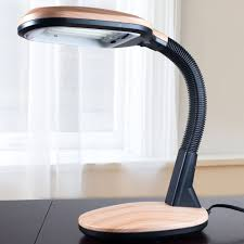 Desk Lamp With Dimmer Switch Natural Sunlight Desk Lamp Great For Reading And Crafting