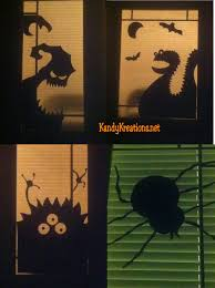Fun And Easy Halloween Crafts by Halloween Monster Eyes Door Decorations And Window Decorations