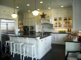 Large Kitchen Island Designs U Shaped Kitchen With Island Large Kitchen Island With Seating And