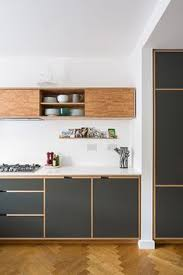 Plywood Cabinets Kitchen Islington Kitchen By Uncommon Projects 15 Jpg Kitchen