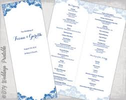 catholic wedding program templates stunning catholic wedding program templates photos styles
