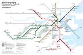 Massimo Vignelli Subway Map by Transit Maps