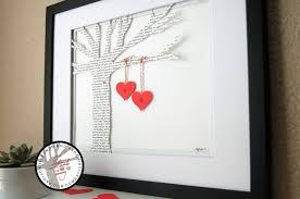 1st anniversary gift ideas for anniversary gift song lyrics wedding tree