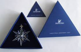 swarovski ornament 2005 rainforest islands ferry
