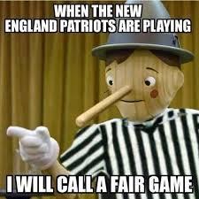 New England Patriots Meme - pinocchio patriots ref memes pinterest pinocchio and memes