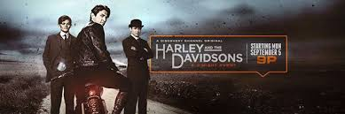 harley and the davidsons michiel huisman bug and robert