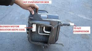 lexus is300 evaporator video how does an hvac system work clublexus lexus forum
