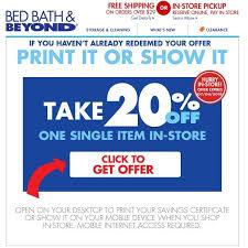 Bed Bath And Beyond Shipping Bedbathandbeyond Printable Coupon Bourseauxkamas Com
