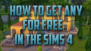 how to buy any house in the sims 4 for free cheats 2015 youtube