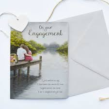 Congratulations On Engagement Card Words Of Warmth Engagement Card Garlanna Greeting Cards