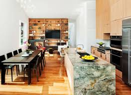dining room and kitchen combined ideas kitchen dining room designs kitchen dining rooms combined modern