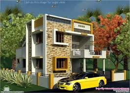 style home design south indian style modern 1460 sq house design home