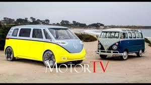 volkswagen old van interior 2022 volkswagen i d buzz l new electric vw microbus l beauty