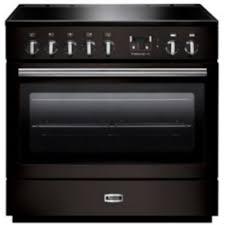 piano de cuisine induction piano de cuisson induction falcon professionnal fx90 induc noir