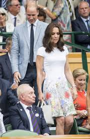 love love william and kate squeeze in date time at wimbledon