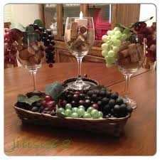 Decorating Ideas For Kitchen Best 25 Kitchen Wine Decor Ideas On Pinterest Wine Decor Wine