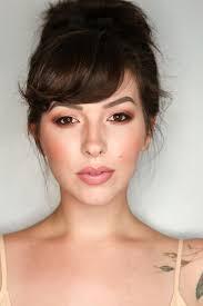 hair tutorial tumblr tomboy too faced sweet peach collection makeup look keiko lynn