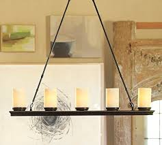 Linear Island Lighting Veranda Linear Chandelier Bronze Finish Linear Chandelier