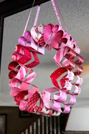 valentines day wreaths valentines day wreath 2 ways the inspired home