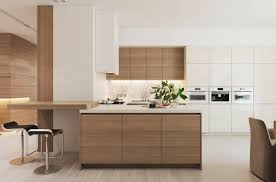 modern apartment kitchen modern apartment in moscow with wood as a central element modern