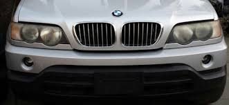 Bmw X5 4 6is - 00 03 bmw e53 x5 4 4 3 0 front bumper cover removal youtube