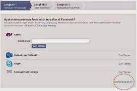 cara membuat facebook terbaru 2015 cara membuat akun situs populer membuat facebook