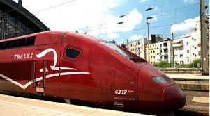 Thalys Comfort 1 Paris To Brussels And Beyond Essential Thalys Eurocheapo