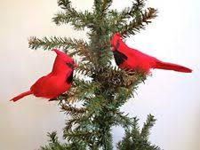 cardinal christmas decorations ebay