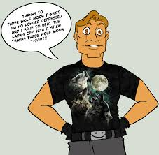 Wolf T Shirt Meme - image 397061 three wolf moon know your meme